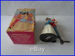 A. Wells & Co Cinderella and Prince Charming with Box
