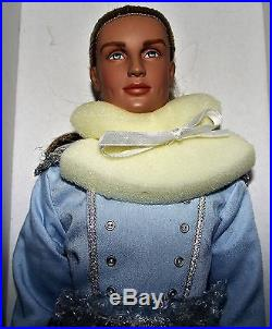 Absolutely Handsome Prince Charming-Tonner Cinderella Collection- LQQK
