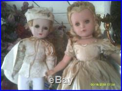 All Original 18 Cinderella And Prince Charming, In Gold