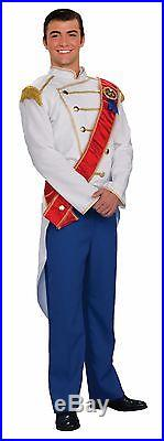 BRAND NEW Fairy Tales Cinderella DELUXE ADULT PRINCE CHARMING COSTUME Size STD