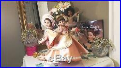 Betsy Mccall Cinderella Prince Charming Sandy 14 Tonner 2001 Orig Pair + Pillow