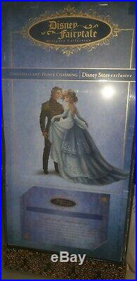 Cinderella And Prince Charming Disney Fairytale Collection Dolls
