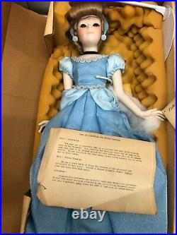 Cinderella And Prince Charming Walt Disney Collection Dolls By Jerri