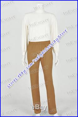 Cinderella III A Twist In Time Prince Charming Cosplay Costume Uniform Party