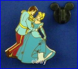 Cinderella & Prince Charming Dancing LE Gallery Magical Moments Pin # 1175
