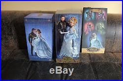 Cinderella and Prince Charming Disney Fairytale Designer Collection LE 6000 2014