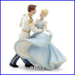 Cinderella and Prince Charming Figurine NEW IN BOX