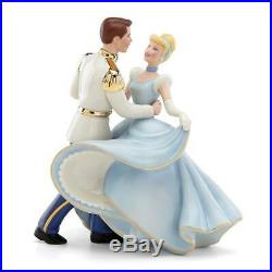 Cinderella and Prince Charming Figurine by Lenox