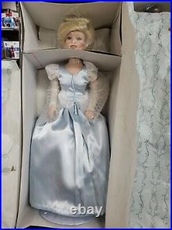 Cinderella and Prince Charming Limited Edition Wedding Doll Set 70th Anniversary