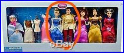 Cinderella and Prince Charming (Prince) set Mattel Doll Collection