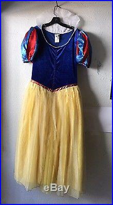 DISNEY Costumes-Licensed-Snow White-Cinderella-Prince Charming 7 Costumes