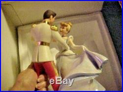 DISNEY WDCC CINDERELLA PRINCE CHARMING SO THIS IS LOVE WITH BOX & COA Figurine
