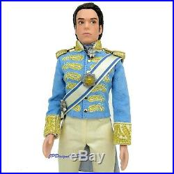 Disney Cinderella Live Action Prince Charming Film Collection New out of Box