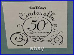 Disney Cinderella Musical Snow Globe Carriage Prince Charming So This is Love