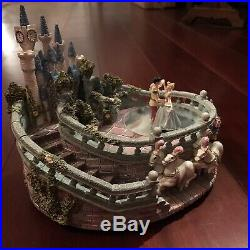 Disney Cinderella Prince Charming Dancing Horse Carriage This Is Love Music Box