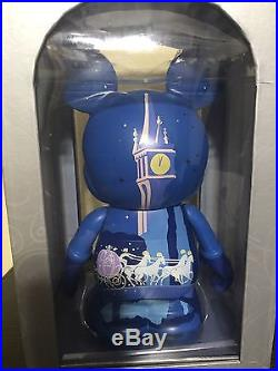 Disney Cinderella Vinylmation 9 Clock Strikes Twelve Prince Charming's Castle