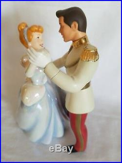 Disney Cinderella and Prince Charming Cinderella So This Is Love MINT
