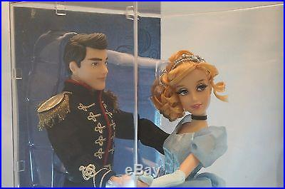Disney Cinderella and Prince Charming Doll Fairytale Designer Collection # 1653