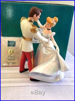 Disney Classics Cinderella & Prince Charming So This is Love withBox-Coa, Lovely
