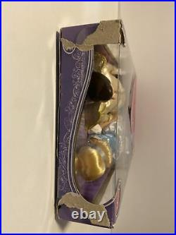 Disney Collection Cinderella And Prince Charming Dolls 2 Pack Brand New Sealed