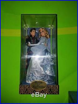 Disney Designer Fairytale Collection Couples Cinderella And Prince Charming