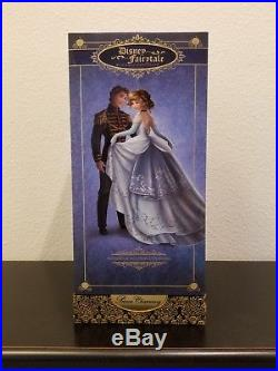 Disney Fairytale Designer Collection Cinderella and Prince Charming (Mint, NIB)