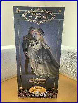 Disney Fairytale Designer Collection Cinderella and Prince Charming New NRFB