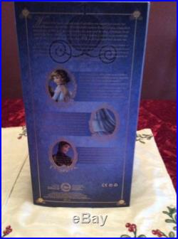 Disney Fairytale Designer Doll Collection Cinderella And Prince Charming LE 6000