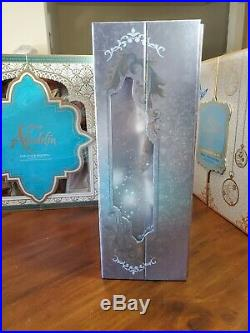Disney Limited Edition 17 Platinum Doll Set Cinderella & Prince Charming LE 600