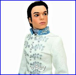 Disney Live Action Cinderella Prince Charming Doll New out of Box