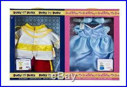 Disney Parks Duffy & Shelliemay Prince Charming & Cinderella Costume