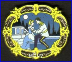 Disney Pin 91701 DSF Cinderella Prince Charming 2012 LE 300 Sold Out on Card