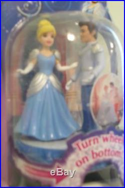 Disney Princess Cinderella Dancing Duet With Prince Charming CAKE TOPPER 6 INCH