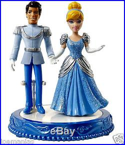 Disney Princess Cinderella Dancing Duet With Prince Charming Doll Toy Gift Set