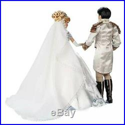 Disney Store Cinderella and Prince Charming Limited Edition Doll Set (ORDER CF)