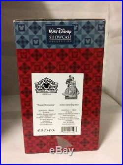 Disney Traditions Jim Shore Figurine Cinderella And Prince Charming withbox