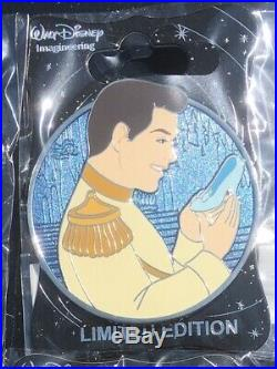 Disney WDI Heroes Prince Charming LE Pin
