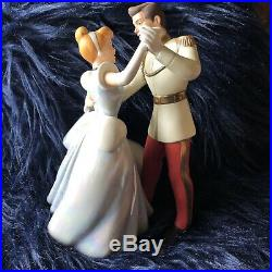 Disney Wdcc Cinderella And Prince Charming So This Is Love Figurine Statue