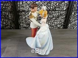 Disney Wdcc Cinderella Prince Charming So This Is Love With Box & Coa Vintage