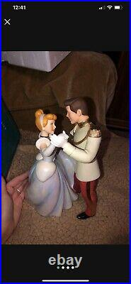 Disney classics collection Cinderella and Prince Charming so this is love