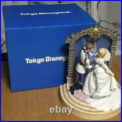 Disneyland Cinderella Charming Prince Out Of Print Ship From Japan