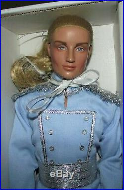 EUC-Handsome Cinderella's Prince Charming-17 Tall-full outfit by Tonner-LQQK