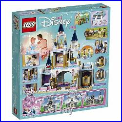 Lego Disney Princess 41154 Castle of Dreamy of Cinderella New and Sealed
