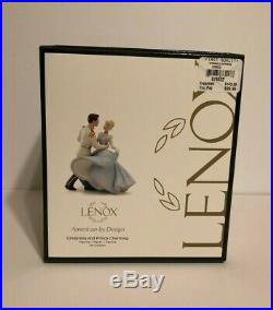 Lenox Disney Showcase Collection Cinderella and Prince Charming Figurine 878822