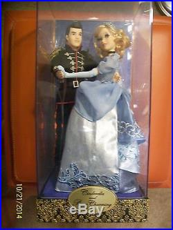Limited Disney Designer Fairytale Cinderella & Prince Charming SOLD OUT