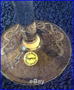 Limited Edition Disney's Cinderella & Prince Charming Champagne Flutes RARE