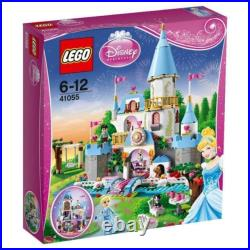 NEW Lego Disney Cinderella's Romantic Castle 41055 FACTORY SEALED MINT Condition