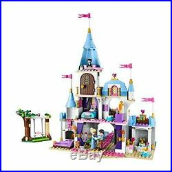 New Lego Disney Princess Cinderella's castle 41055 Hard to Find From Japan F/S