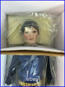 New Prince Charming Doll by Judy Belle & Danbury Mint Vintage Collectible Rare