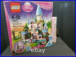 New Sealed Lego 41055 Cinderellas Romantic Castle Will Ship in an Outer Box
